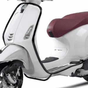 Voorvalbeugels Vespa Primavera / Sprint zwart origineel 1b001271
