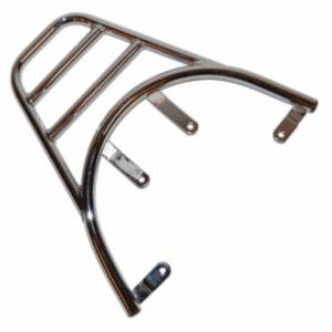 Achterdrager Piaggio Zip 4-Takt chroom